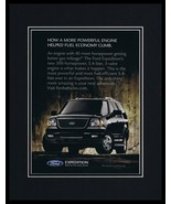 2006 Ford Expedition Framed 11x14 ORIGINAL Vintage Advertisement - $32.36
