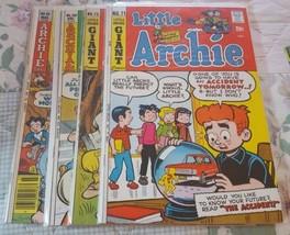 Little Archie #71, 73, 109, 116, - $15.00