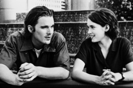 Winona Ryder Ethan Hawke in Reality Bites 18x24 Poster - $23.99