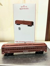 *** Lionel *** 2627 Madison Passenger Car,Yr 2016 Hallmark Keepsake,Train - $9.05