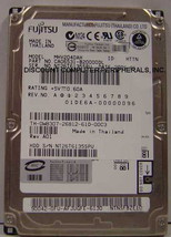 "NEW MHV2040AH Fujitsu 40GB 2.5"" 9.5MM IDE 44 PIN Hard Drive Free USA Shipping"