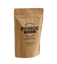 French Press Specialty Coffee, Coarsely Ground, Primos Coffee Co (Medium... - $15.14
