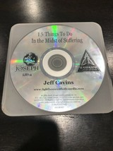 15 Things To Do In The Midst Of Suffering By Jeff Cavins - $165.29