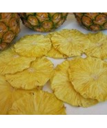Certified Organic Dehydrated Pineapple (Ananas comosus) Tropical Fruit R... - $1.97+