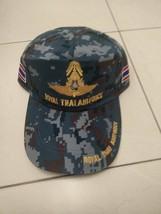 Royal Thai Air Force Ball Cap Hat Headgear Soldier Military Bid - $1.90