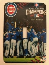 Chicago Cubs Metal Switch Plate Sports - $9.50