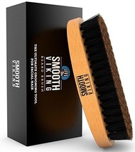 Beard Brush With Wild Boar Bristles For Easy Grooming Facial Care Hair Comb - $26.95