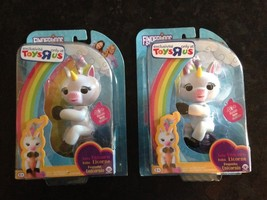 FINGERLINGS AUTHENTIC WOWWEE BABY UNICORN GIGI Toys R Us Exclusive Pack ... - $87.06