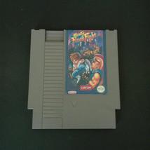 Mighty Final Fight Nintendo NES 8 bit video game cartridge capcom 1993 Very Rare - $24.74