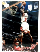 Michael Jordan 1997-98 Upper Deck Jams #139 NBA HOF Chicago Bulls - $3.91