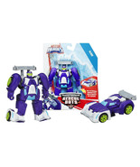 Playskool Transformers Rescue Bots Blurr The Race Car New in Package - $13.88