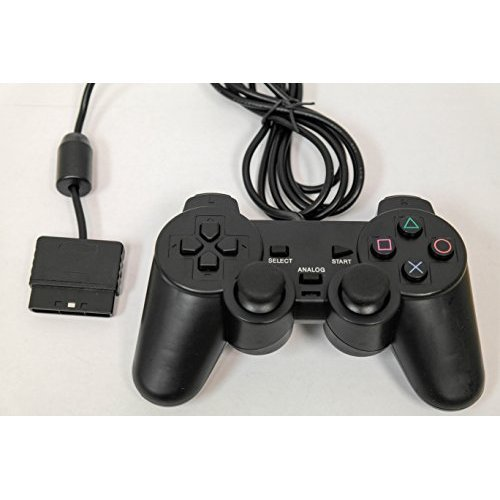 Wired Replacement Controller By Mars Devices PS2 Gamepad For PlayStation 2