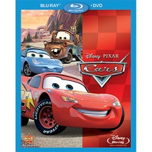 Disney's Cars (Bluray + DVD) Brand New  - $17.95