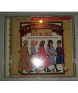 The American Girls Premiere VTG PC CD-Rom Windows The Learning Company K... - $9.89