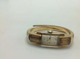Ernest Borel Incabloc Watch 20 Microns Vintage Swiss Women's Ladies Gold Tone - $43.53