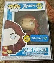 Funko POP! X-Men DARK PHOENIX Glow in the Dark Walmart Exclusive #422 w/... - $19.99