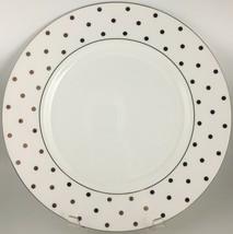 Lenox Kate Spade Larabee Road Platinum Dinner plate  - $20.00