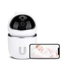 Wireless Camera Baby Monitor 360° WiFi IP Surveillance Camera HD 720P Ho... - $47.68