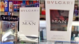BVLGARI MAN by Bvlgari Eau de Toilette 2 oz 60 ml / 3.4 oz 100 ml for Men SEALED - $58.29+