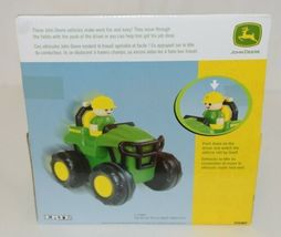 John Deere TBEK37747 Push And Roll Gator Ages 2 Up Spinning Wheels image 3