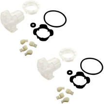 2-Pack HQRP Washer Agitator Dogs Cam Repair Kit for Whirlpool 285811 336... - $14.35