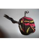 Vera Bradley Puccini mini backpack keychain EUC - $16.50