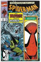 Spider-Man #11 1991 Marvel Comics Todd McFarlane (VF+) - $2.99