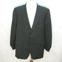 PAUL FREDRICK Men's Gray Cashmere & Wool Sport Coat Blazer Jacket (Size ... - $24.95