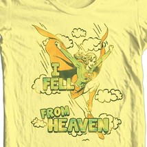 Supergirl Fell From Heaven T-shirt retro old style Silver Age 100% cotton DCO647 image 1