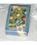 EMPTY Ornament Box tin1031 Christmas Dollhouse Miniature - $2.80