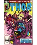 The Mighty Thor Comic Book #310 Marvel Comics1981 VERY FINE/NEAR MINT UN... - $3.99