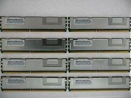 Not For PC ! 32gb (8x4gb) Pc2-5300 ECC Fb-dimm For Dell PowerEdge 2900 III