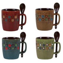 Gibson Mr. Coffee Cafe Americano 13oz Mug Set - £29.43 GBP