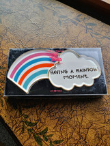 Rainbow Catchall Dish  Original Box Sealed Trinket Dish image 1
