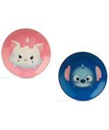 Disney Store Marie Stitch Tsum Tsum Mini Dish Plate  New - $26.95