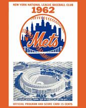 1962 NEW YORK METS 8X10 PHOTO BASEBALL PICTURE NY MLB - $3.95