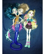 Monster High 2 Doll Lot - Peri and Pearl and one other - $19.97