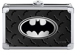 Vaultz Batman Pencil Box, 8.5 x 2.5 x 5.5 Inches, Black (VZ00877) - $36.20