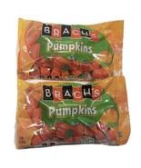 2 packs Brach's Mellowcreme Pumpkins Candy 14 oz EXP 03/12/2021 NEW Pumpkim - $13.12