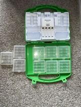 Panasonic BQ-CC17 Advanced Ni-MH AA AAA Battery Charger White And Storag... - $56.73