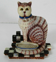 Moses by D. Masters Kriebel Art Cat Sculpture Figurine 1999 Lang & Wise ... - $12.82