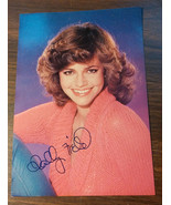 5 x 7  REPRINT AUTOGRAPH PHOTO CARD SALLY FIELD - $6.92