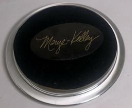 MARYE KELLEY Decoupage Massachusetts Map Cape Cod New England WINE COASTER - $29.69