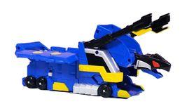 Pasha Mecard Megastarter Star Boogie Transformation Toy Car Action Figure image 4