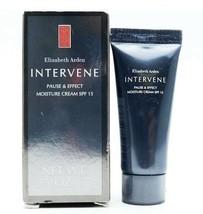 Elizabeth Arden Intervene Pause Effect Moisture Cream SPF15 - 0.25 oz NIB - $5.93
