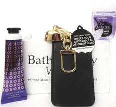 Bath and Body Works XOXO Hand Cream, I'm a Unicorn PocketBac, Black Card... - $21.17