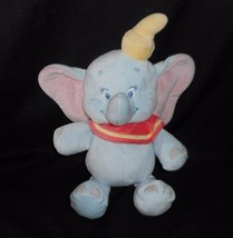 "12"" DISNEY ASTHMA ALLERGY FRIENDLY BABY DUMBO ELEPHANT STUFFED ANIMAL PL... - $27.12"