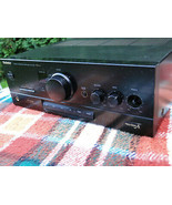 Technics SU-X120  Stereo Integrated Amplifier Made In Japan 230V Version - $123.31