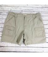 Savane Beige Cargo Shorts - 44W - $3.87