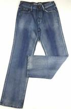 Junge  Jeans Nwt Ring Of Fire Größe 20 Gerades Bein Unten Azusa Kenter W... - $19.78